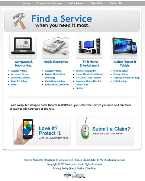 Assurant Expert Services