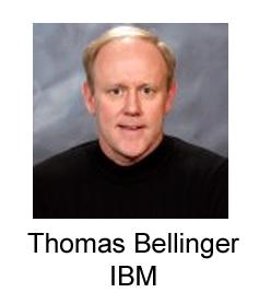 Tom Bellinger, IBM