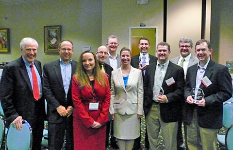 IWCM group photo, March 2012