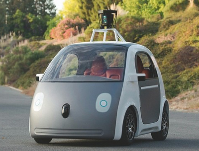 Driverless Vehicle