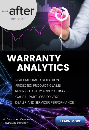 After Warranty Analytics