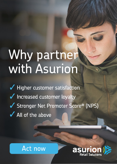 why partner with Asurion