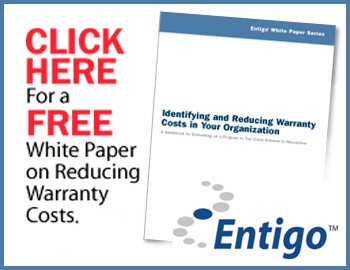 Entigo Warranty Management Kit