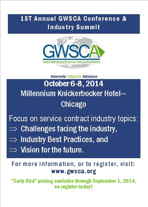 GWSCA First Annual Conference on Service Contracts