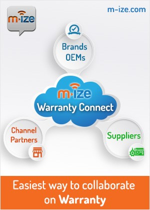 Mize Warranty Connect